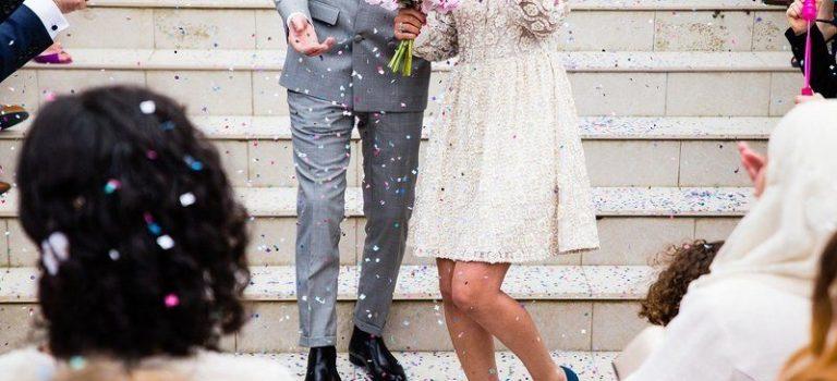 избор за сватбена украса