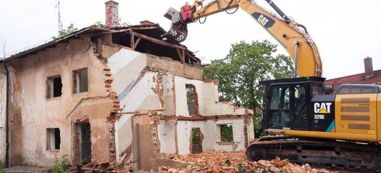 Транспортирането на строителни отпадъци