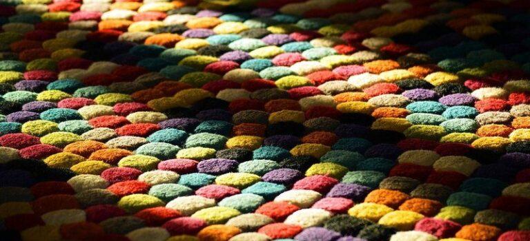 формата на килимите